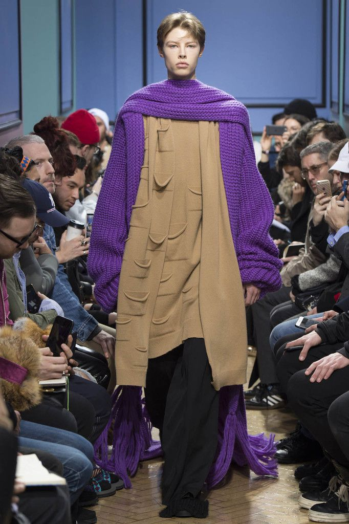 jw anderson fw17 London Collections Men
