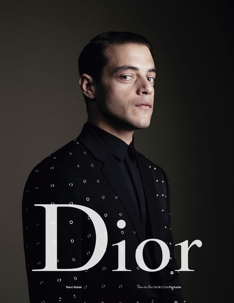 DIOR HOMME SPRING/SUMMER 2017 AD CAMPAIGN