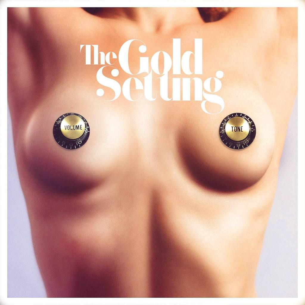 THE GOLD SETTING / BEING WITHOUT YOU (FROM VOLUME AND TONE EP)