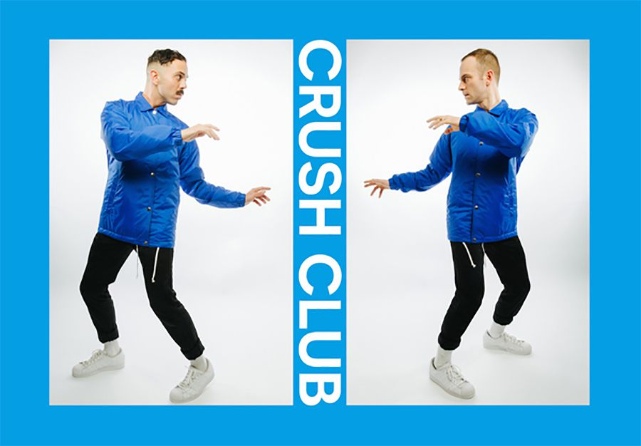 NEW TRACK / WE DANCE by CRUSH CLUB NYC