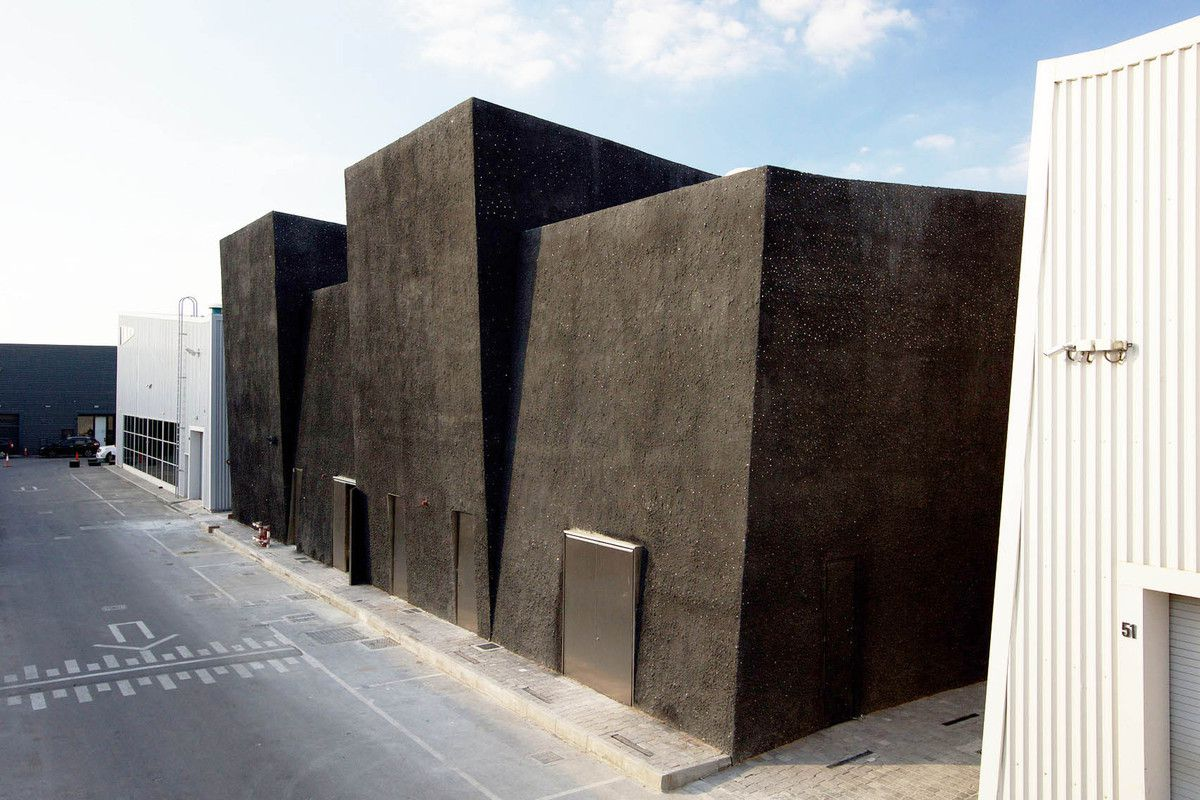 Alserkal Avenue / The final Building.
