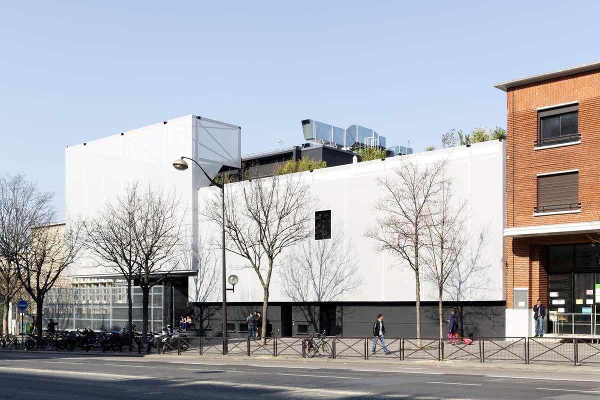 Ecole42 in Paris  / Photo (c) Michel Denancé