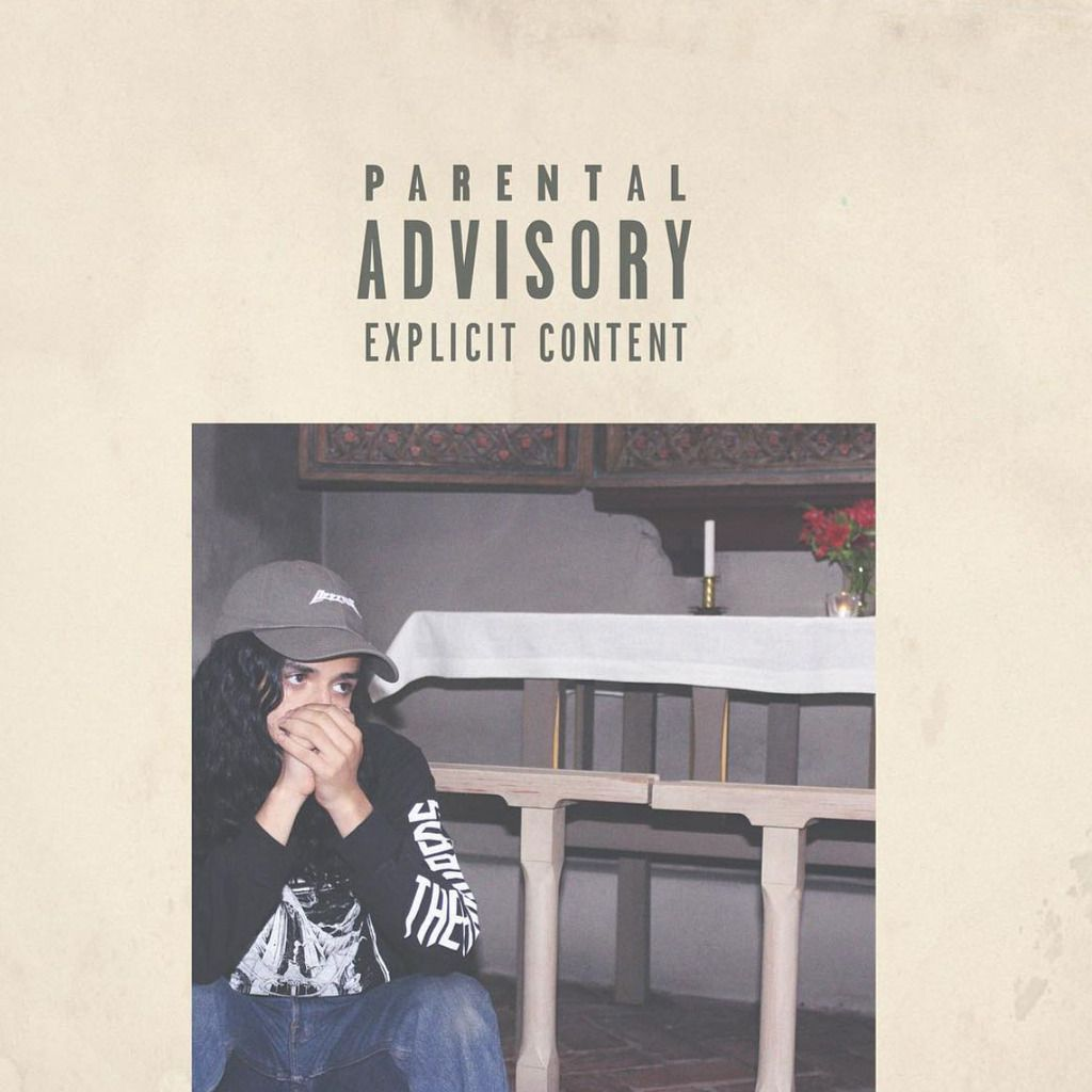 PARENTAL ADVISORY EXPLICIT CONTENT EP by SMNM (MARCUS BORMAN)