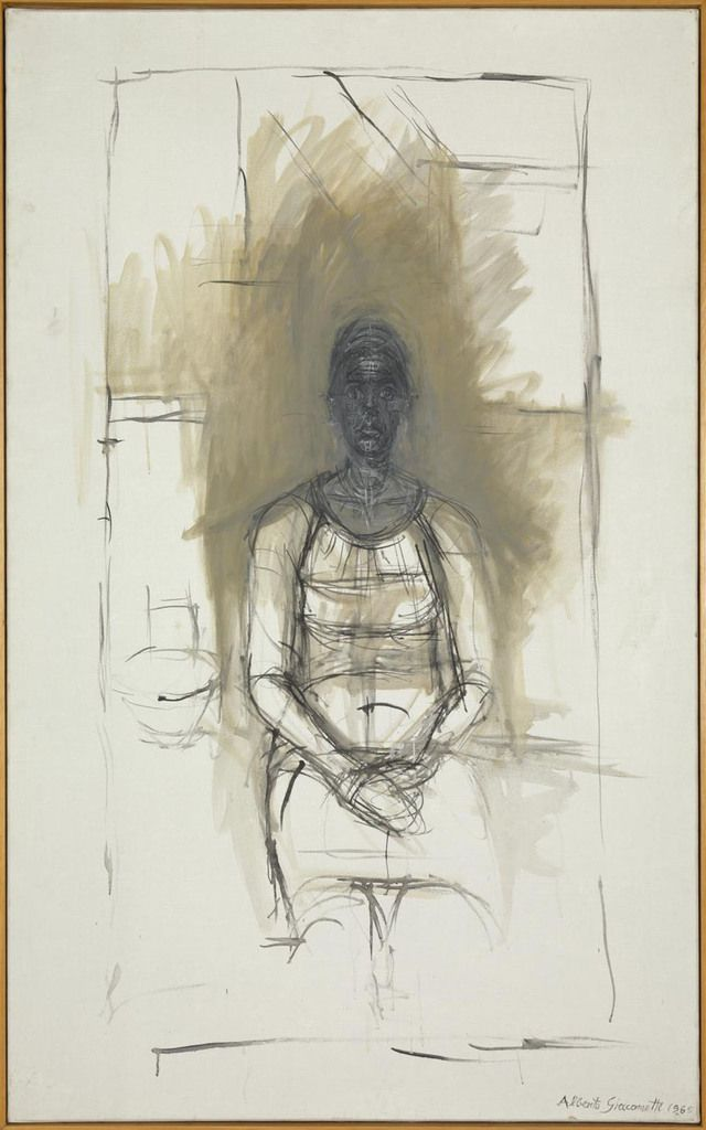© The Estate of Alberto Giacometti (Fondation Giacometti, Paris and ADAGP, Paris)