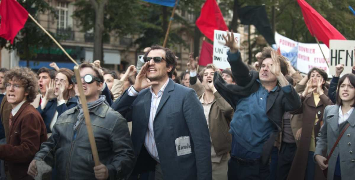 LE REDOUTABLE by Michel HAZANAVICIUS