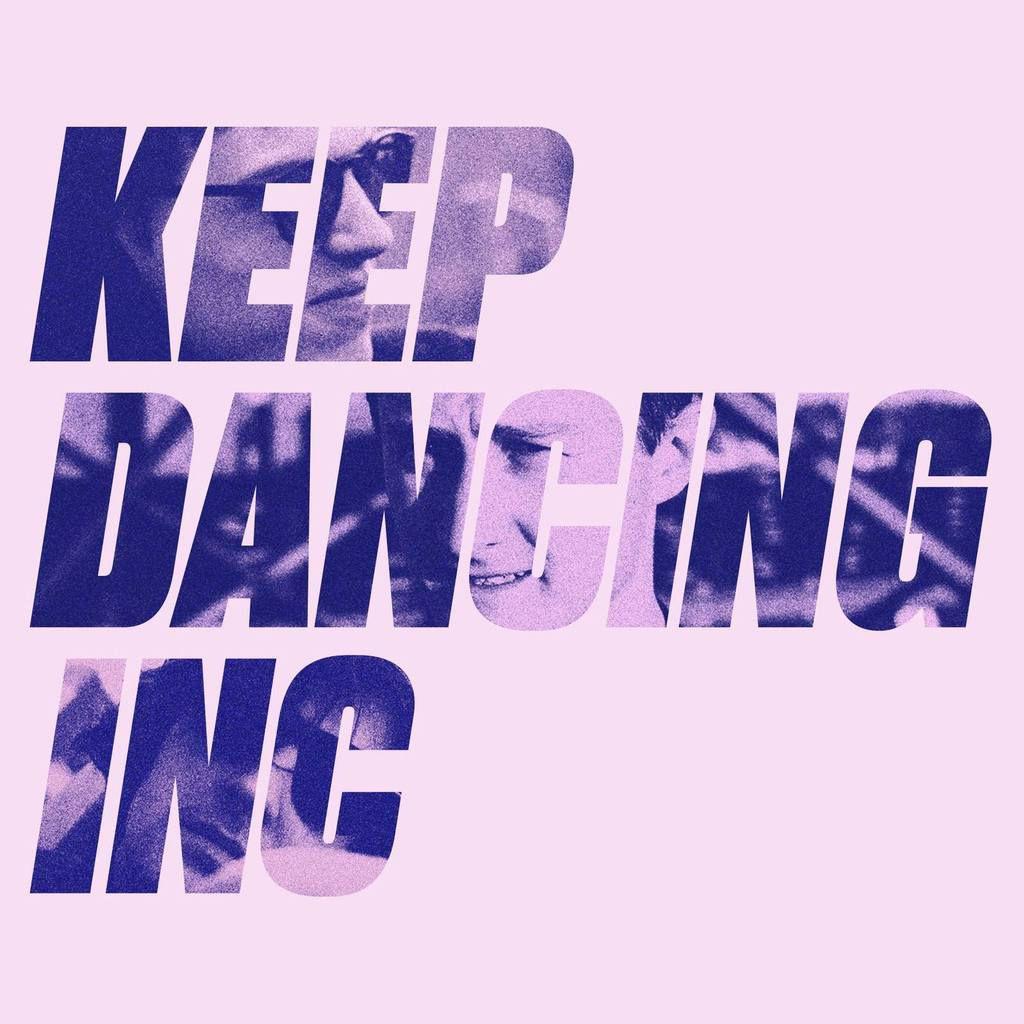 KEEP DANCING INC's DEBUT EP