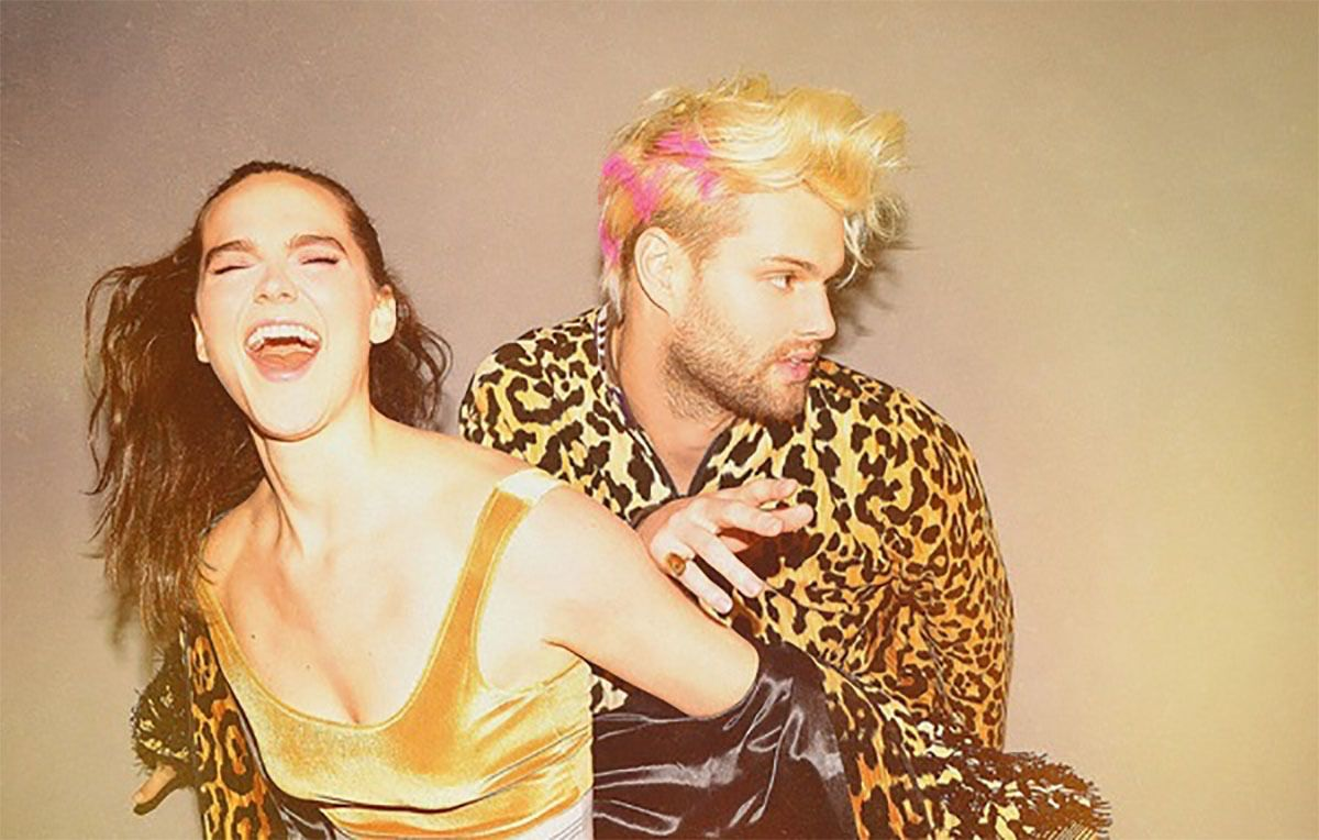 SOFI TUKKER SHARES NEW SINGLE 'BEST FRIEND' FEAT NERVO !