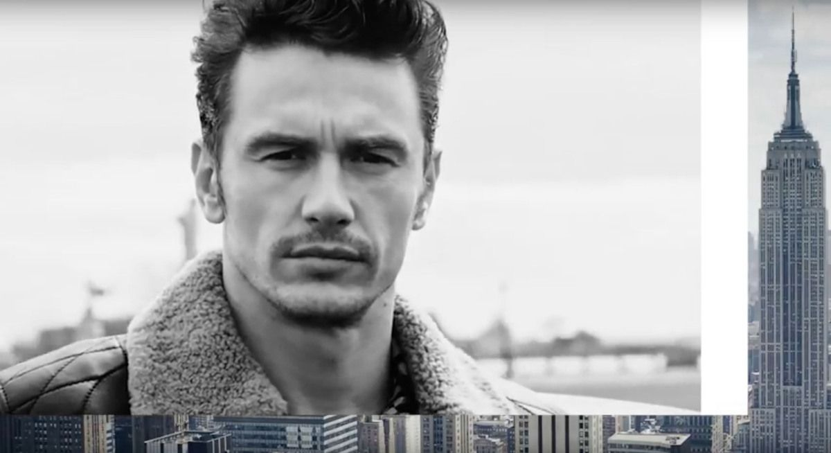 JAMES FRANCO INTRODUCING COACH FRAGRANCE FOR MEN / WATCH THE FILM