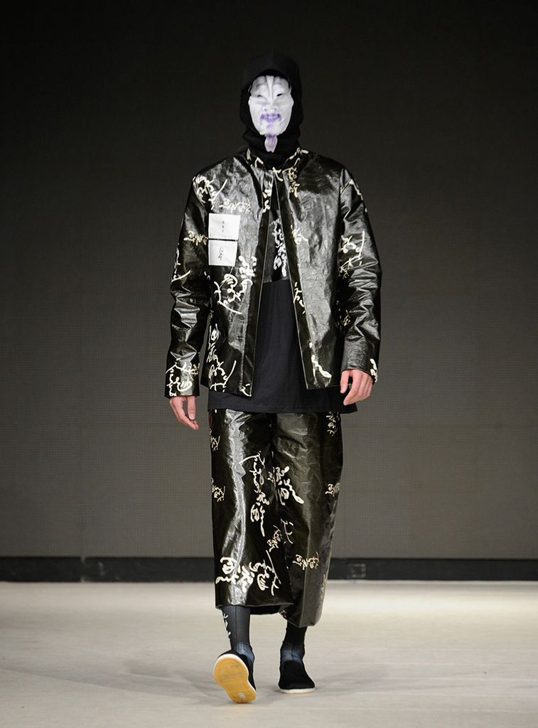 Vancouver Fashion Week / Chenlonhenku ss18 @chenlonhen.ku