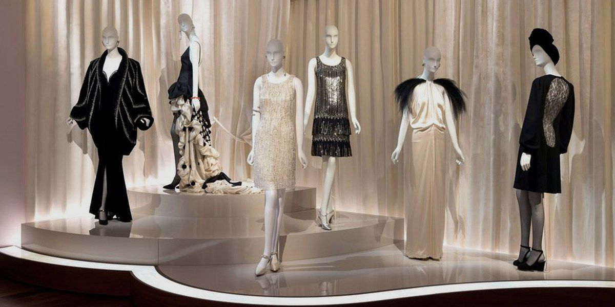 Musée Yves Saint Laurent in Paris / Inaugural Display from 03 Oct 2017 until 09 Sept 2018.