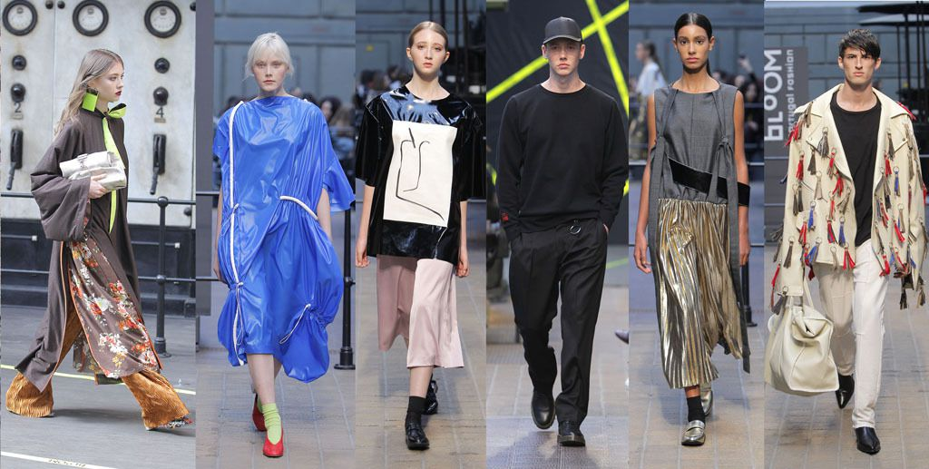 OUR FAV GRADUATE COLLECTIONS / PORTUGALFASHION 'BLOOM' SS18