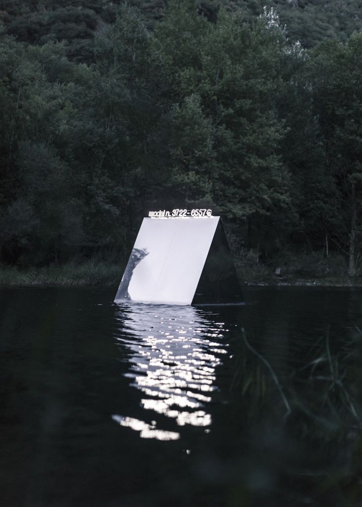 DANIEL ZAMARBIDE PROJECT FOR THE 4TH EDITION OF COMTEMPORARY ART TRIENNALE IN VALAIS, SWITZERLAND