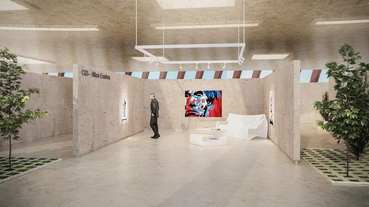 VIFAF – VIRTUAL INTERNATIONAL FINE ART FAIR 2018 IN MONACO