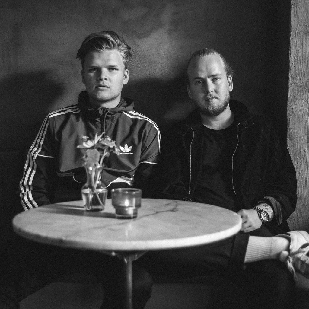 OSLO BASED DUO JIMMY SMASH RELEASED A NEW TRACK 'MACADAMIAN'