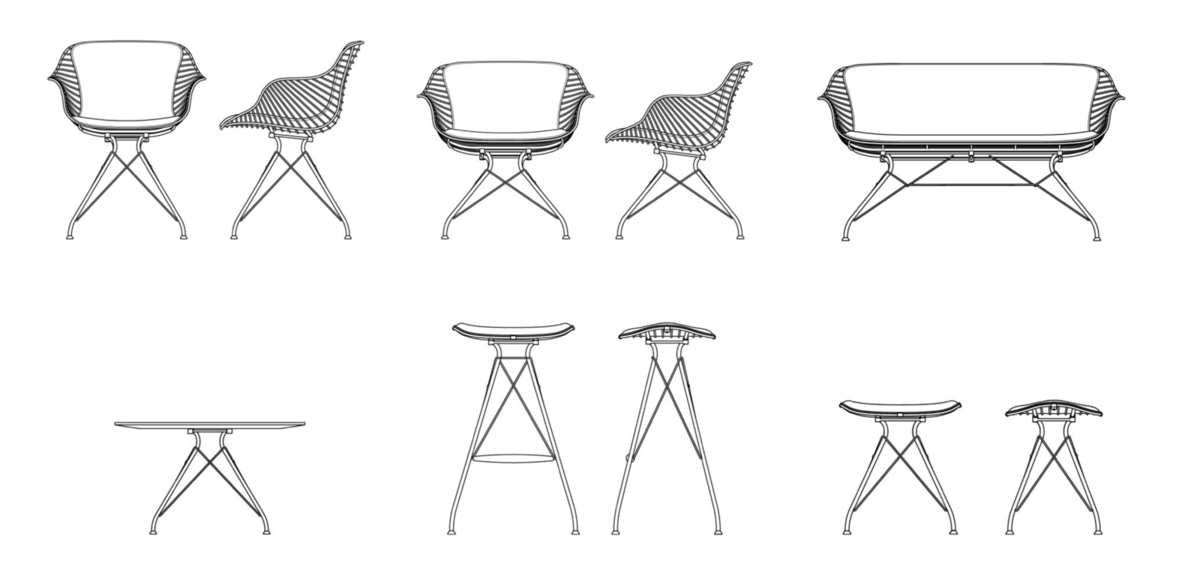 DISCOVER 'THE WIRE COLLECTION' MADE IN DENMARK by OVERGAARD AND DYRMAN