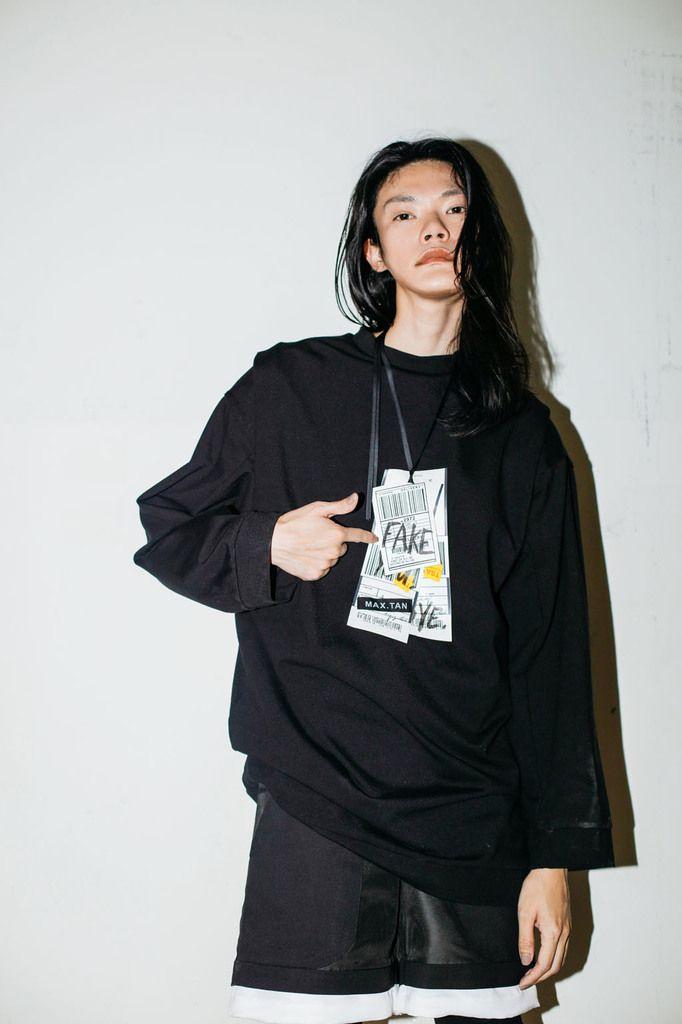 Max Tan ss18 lookbook.