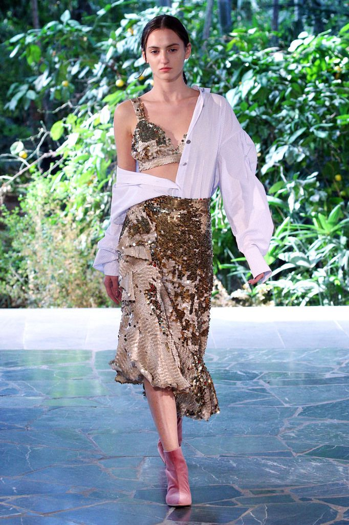 Anouki spring/summer 2018 Tbilisi fashion week, Georgia