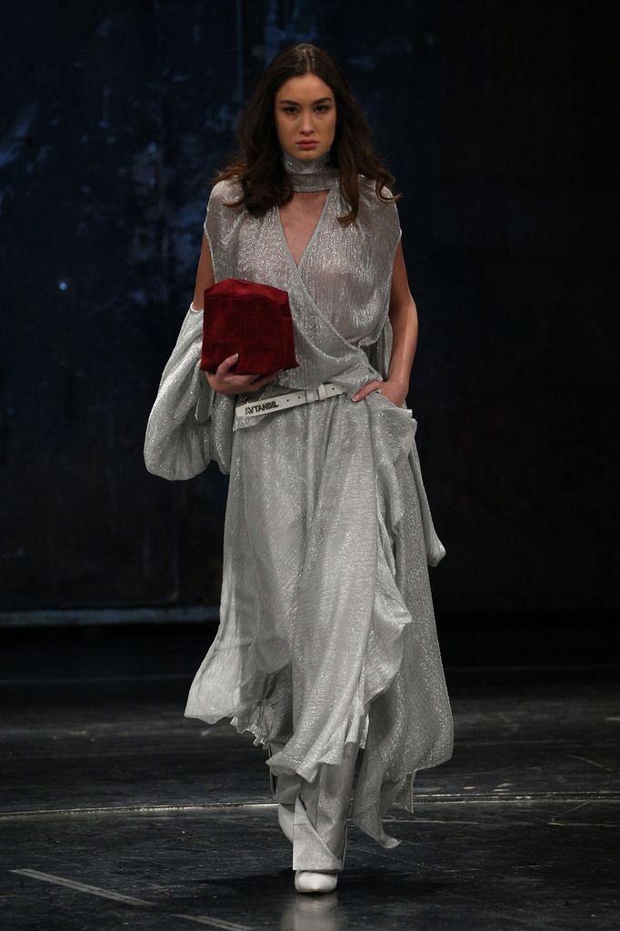 Avtandil (by Avtandil Tskvitinidze) ss18 collection at Tbilisi fashion week.