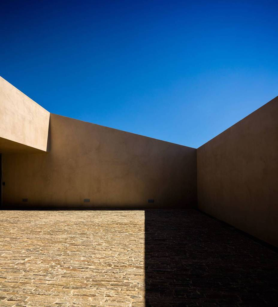 'ADEGA HERDADE DO FREIXO' WINERY IN PORTUGAL, ARCHITECTURE by FREDERICO VALSASSINA