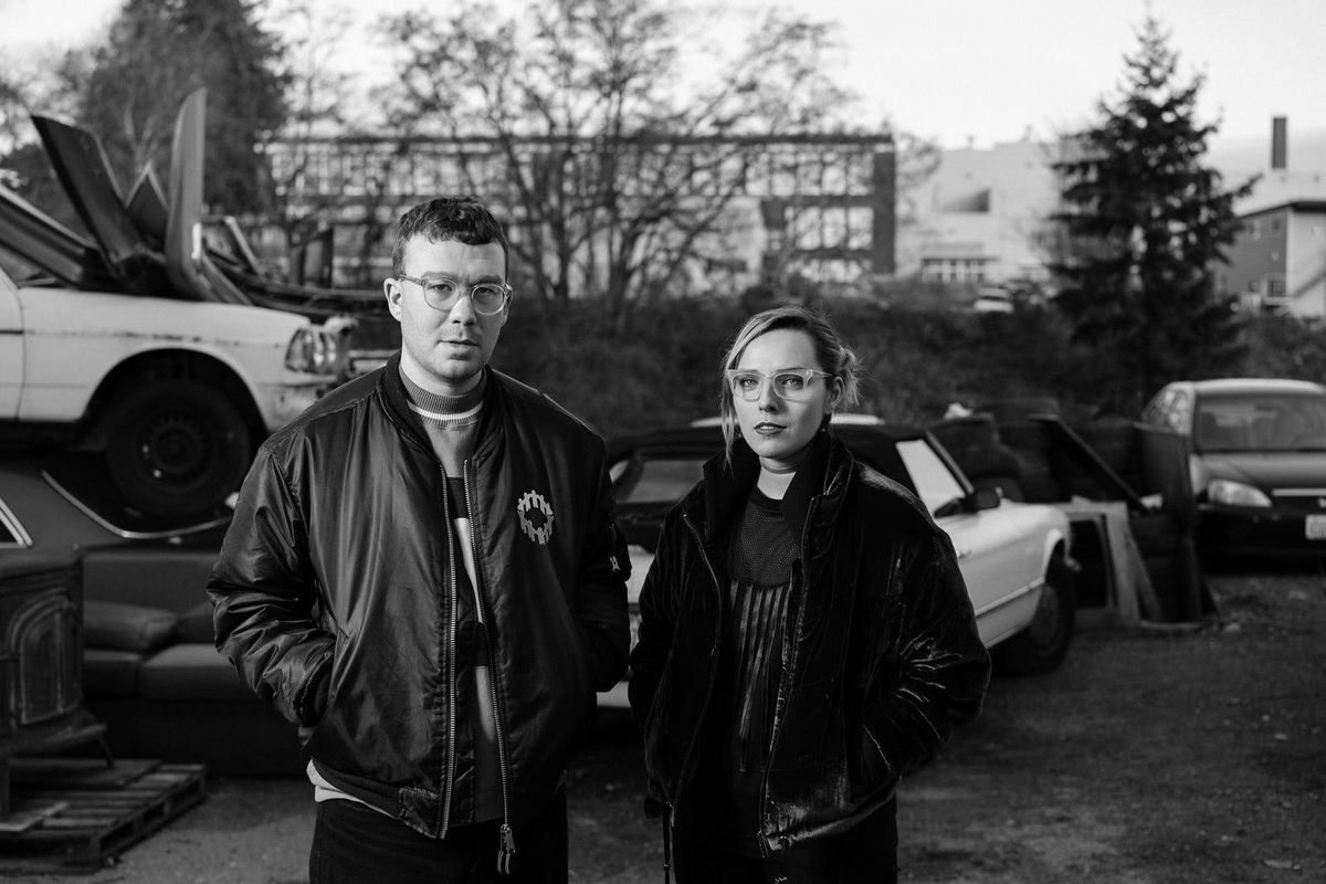 SEATTLE VIA LONDON DUO FKL SHARES THEIR 10 TRACK 'OUT OF TUNE' EP VIA ORPHAN RECORDS