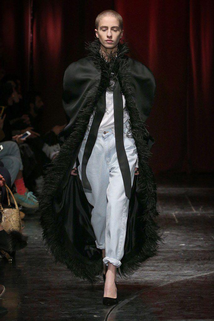 Bessarion spring/summer 2018 womenswear collection.