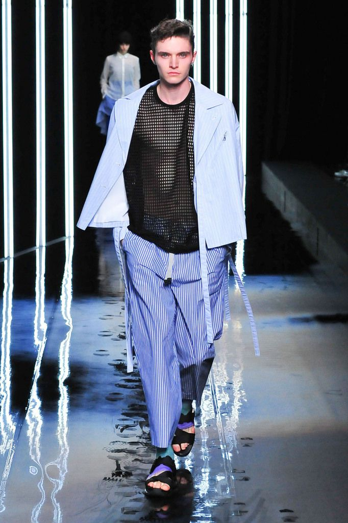HARE spring/summer 2018 collection at Tokyo fashion week.