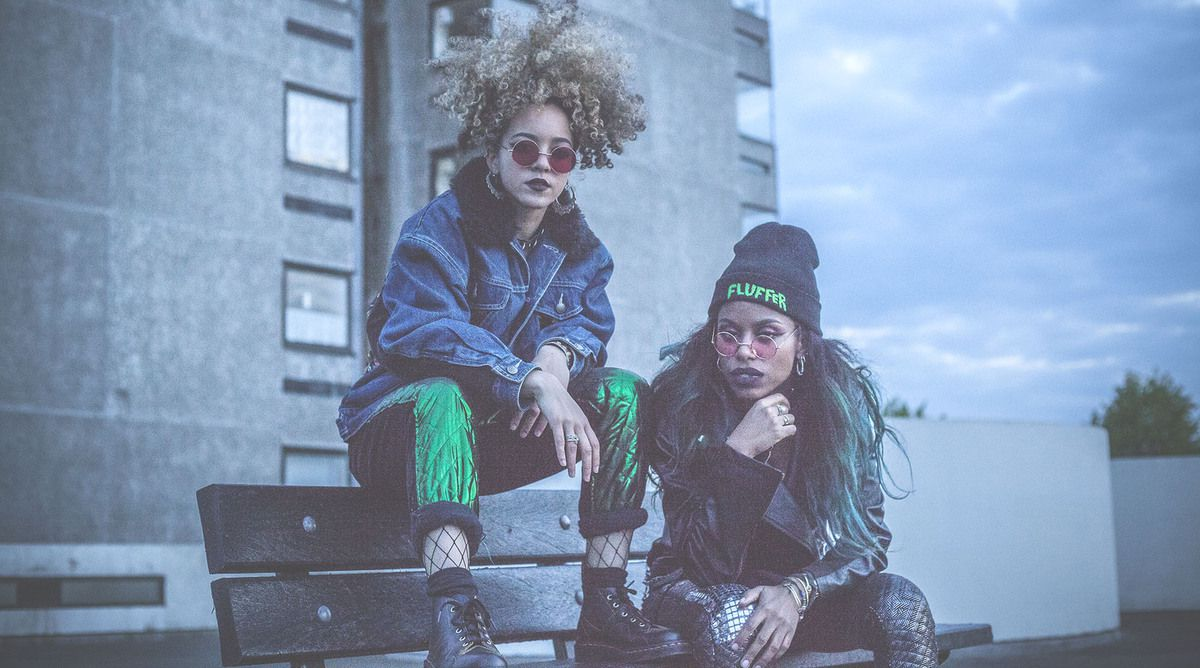 URBAN PUNK DUO NOVA TWINS RETURN WITH A NEW VIDEO FOR 'MOOD SWINGS'