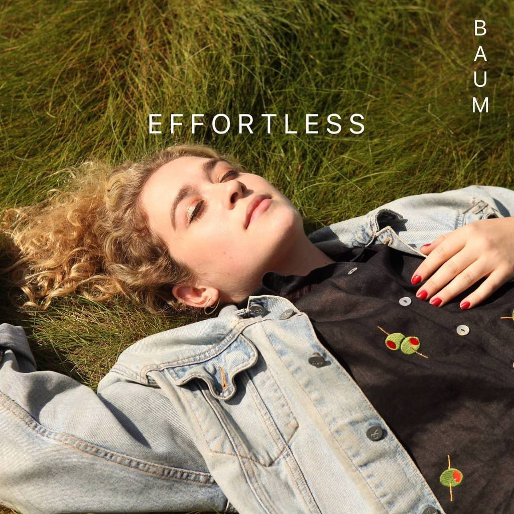 RISING ALT POP ARTIST BAUM CHANNELS RAGE INTO STRENGTH AND SELF WORTH ON EMPOWERMENT BOP 'EFFORTLESS'