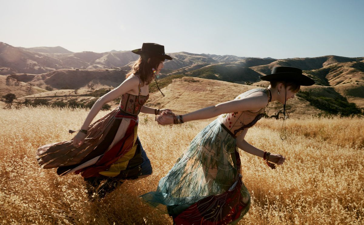 THE GREAT OUTDOORS / VIDEO FOR DIOR CRUISE  2018 COLLECTION