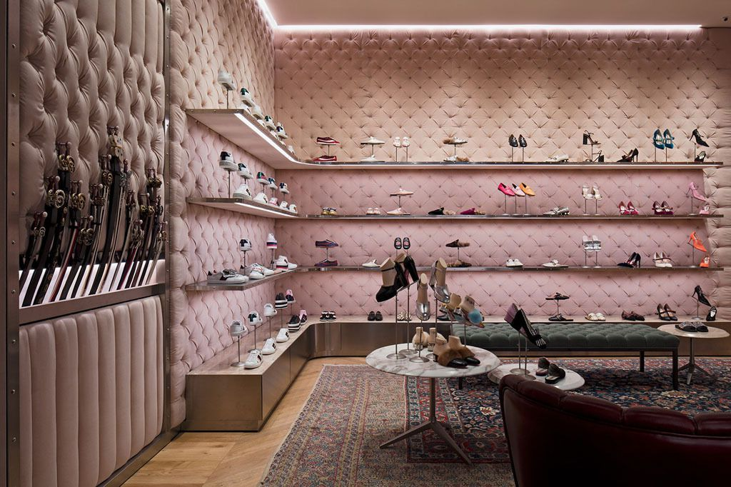 MIAMI DESIGN DISTRICT / GUCCI OPENS NEW BOUTIQUE IN MIAMI