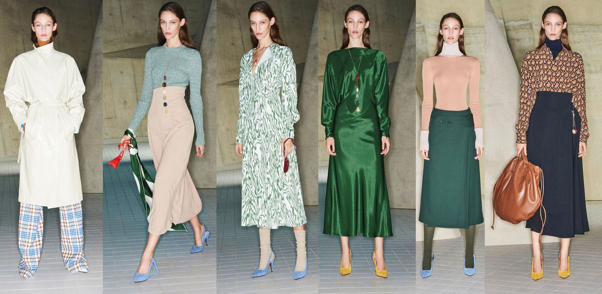 Victoria Beckham Fashion Collection
