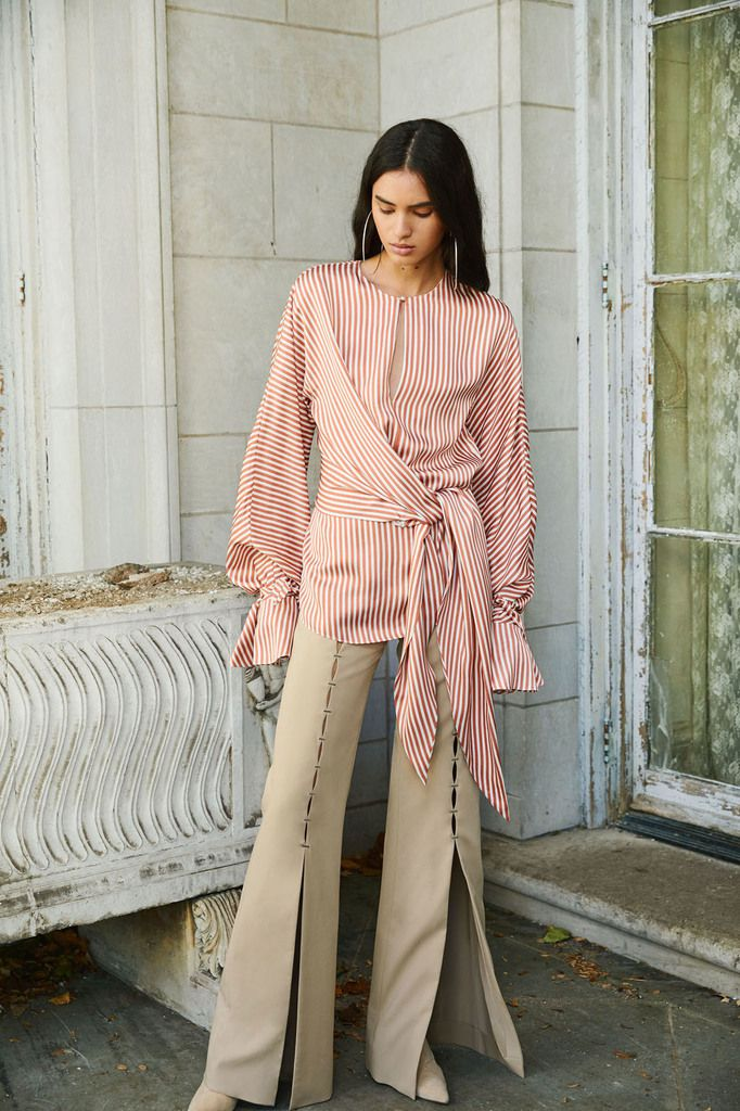 JONATHAN SIMKHAI PRE-FALL 2018 WOMENSWEAR COLLECTION