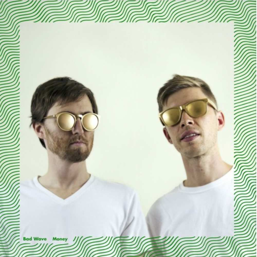 LA DUO BAD WAVE RETURNS WITH GLITCH POP ANTHERM 'MONEY'