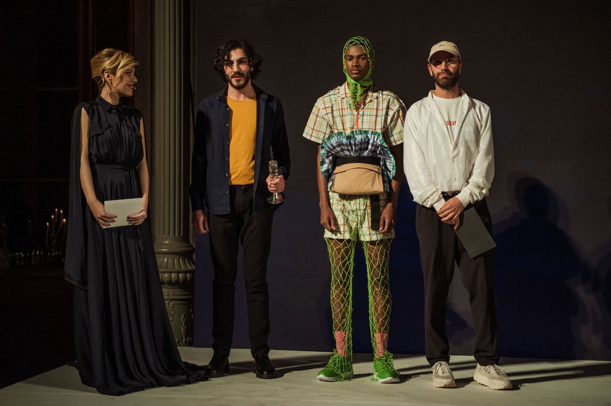 FILIPE AUGUSTO from MODATEX / Best Collection per Country Winner for PORTUGAL
