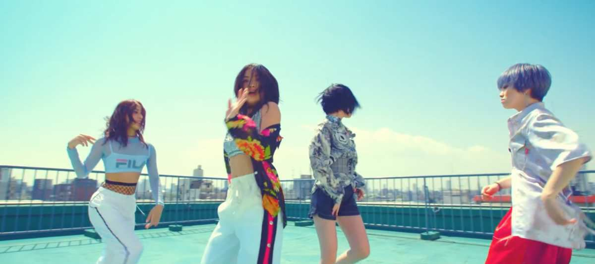 CHECK THE LATEST SINGLE ' SOMEDAY WE'LL KNOW' FROM TOKYO BASED GIRL GROUP FAKY