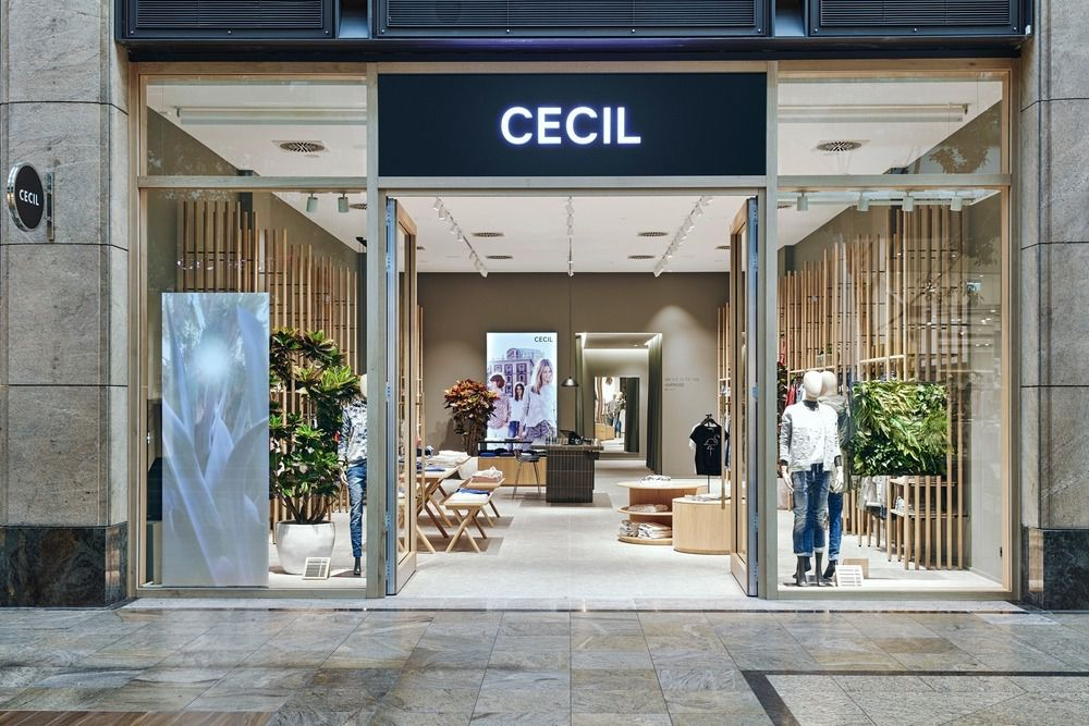 CECIL RETAIL LABORATORY IN GERMANY BY STUDIO JOANNA LAAJISTO