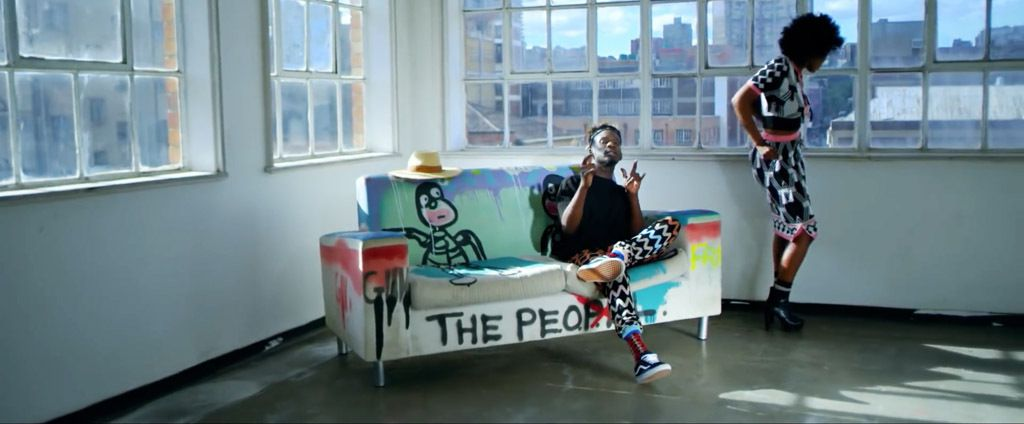 MR EAZI RELEASES OFFICIAL MUSIC VIDEO FOR 'POUR ME WATER' VIA MAD DECENT