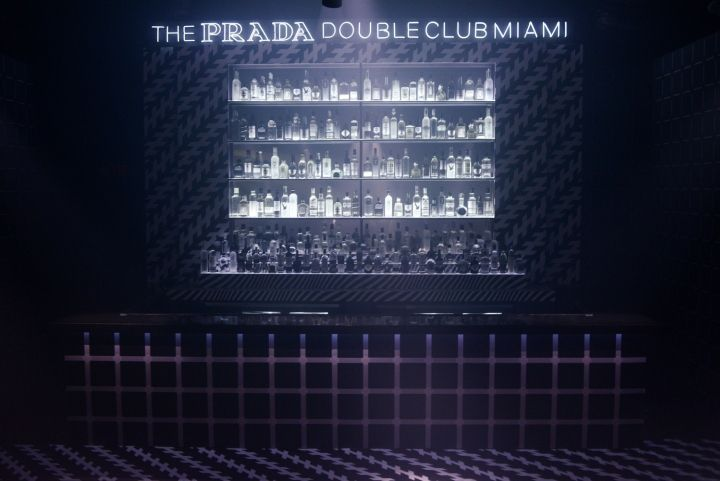 'THE PRADA DOUBLE CLUB MIAMI' INSTALLATION BY CARSTEN HÖLLER AT ART BASEL IN MIAMI BEACH