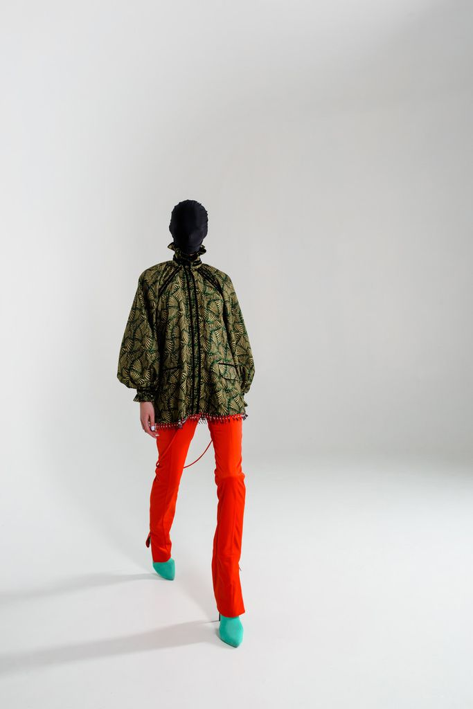 GUDU SPRING/SUMMER 2018 LOOKBOOK