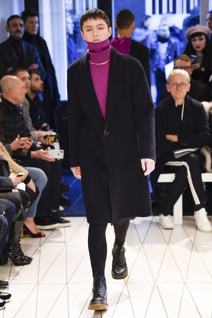 CHALAYAN FALL WINTER 2018 MENSWEAR COLLECTION LFW