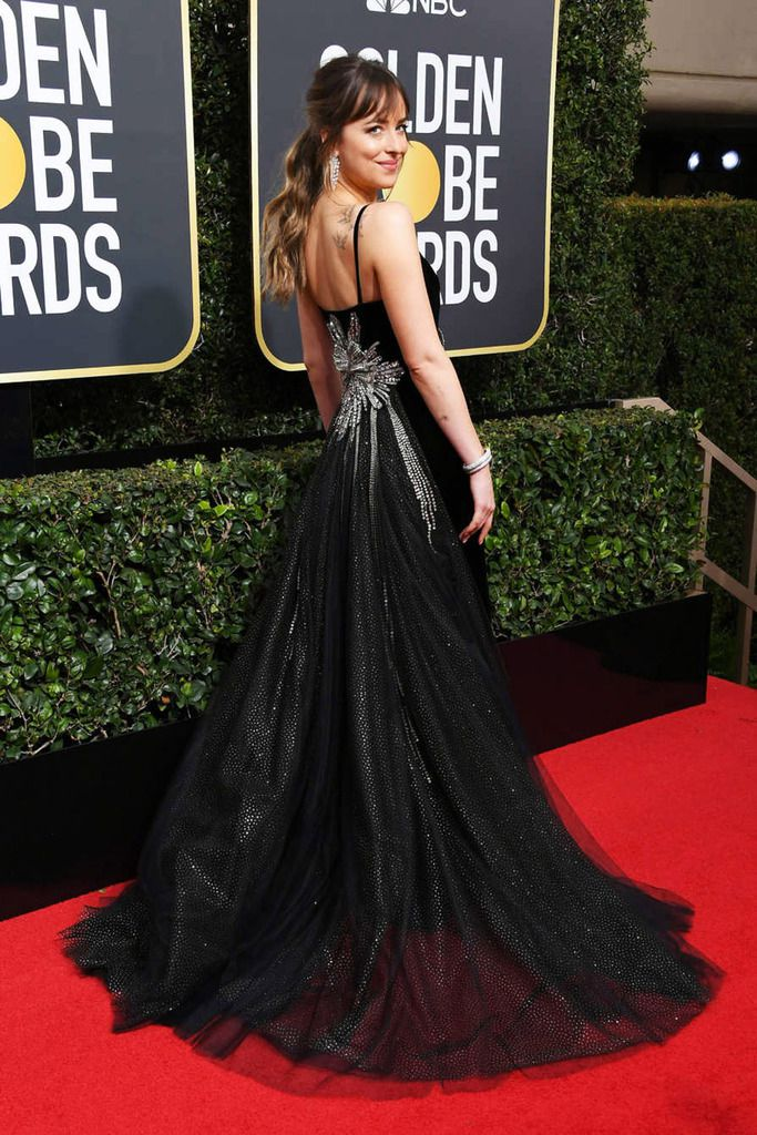 #TIMESUP FEMINIST MOVEMENT WITH STARS WEARING BLACK AT THE GOLDEN GLOBES AWARD CEREMONY 2018, SEE OUR FAVORITE RED CARPET LOOKS