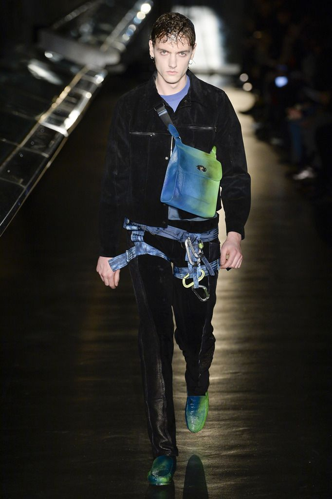 COTTWEILER FALL WINTER 2018 MENSWEAR LFW