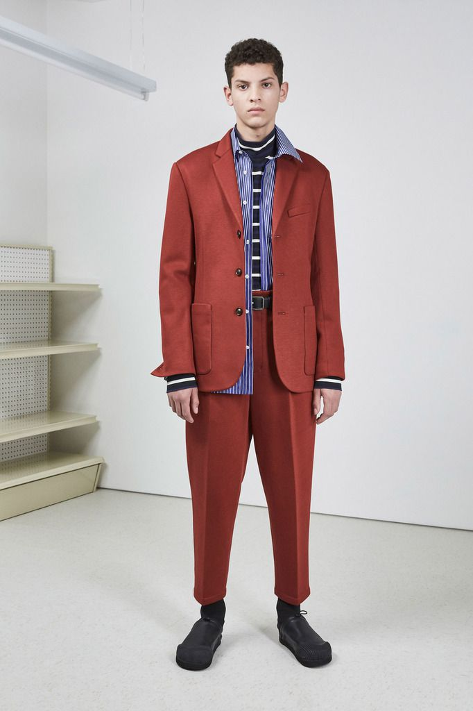 3.1 PHILLIP LIM FALL WINTER 2018 MENSWEAR NYFW
