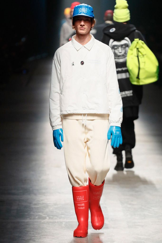 UNDERCOVER FALL WINTER 2018 MENSWEAR COLLECTION