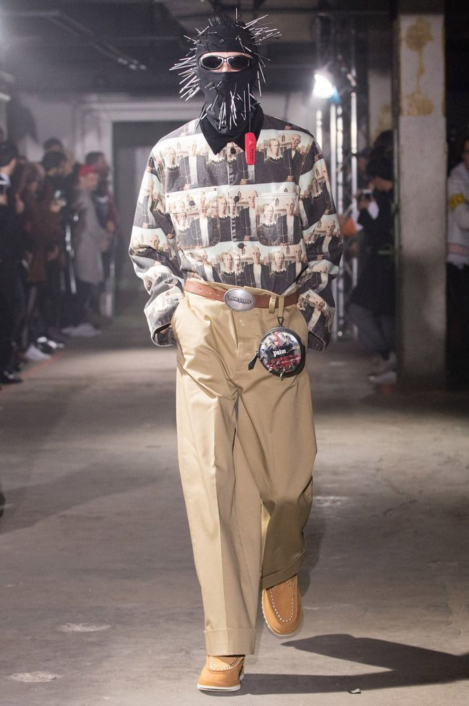 PALM ANGELS FALL WINTER 2018 MENSWEAR COLLECTION