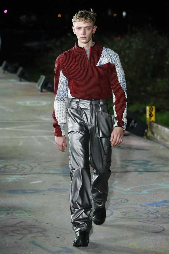 GMBH FALL WINTER 2018 MENSWEAR COLLECTION PFW