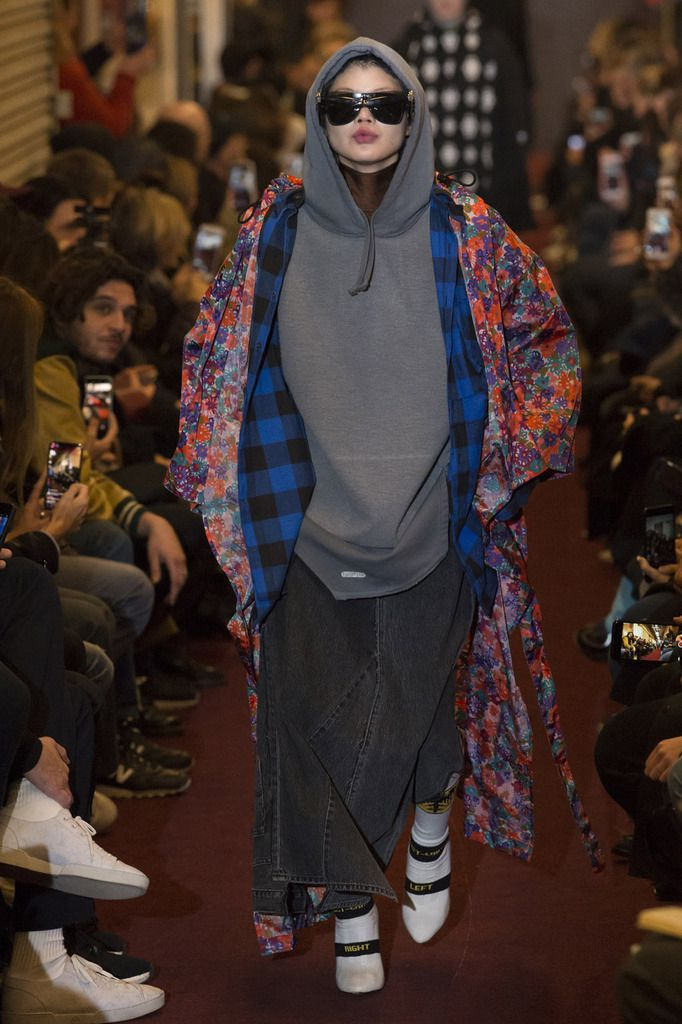 VETEMENTS FALL WINTER 2018 MENSWEAR COLLECTION PFW