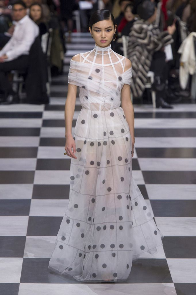 CHRISTIAN DIOR SPRING 2018 HAUTE COURURE PARIS