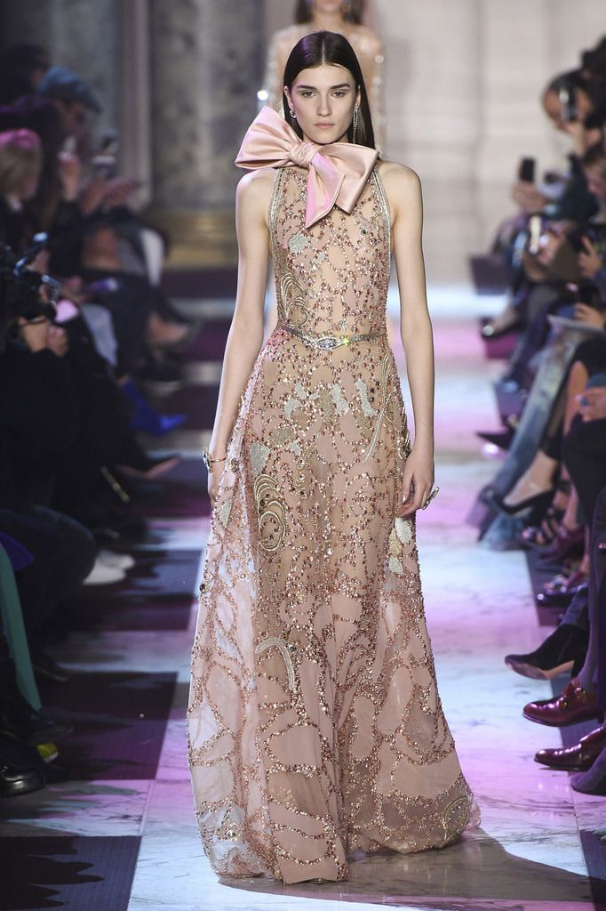 ELIE SAAB SPRING 2018 HAUTE COUTURE COLLECTION
