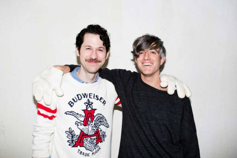 THE NEW YORK POWER POP TROUPE WE ARE SCIENTISTS ARE BACK WITH NEW TRACK AND VIDEO 'ONE IN, ONE OUT'
